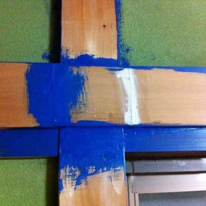 046和室壁の木部を塗装して映える洋室にイメチェンDIY