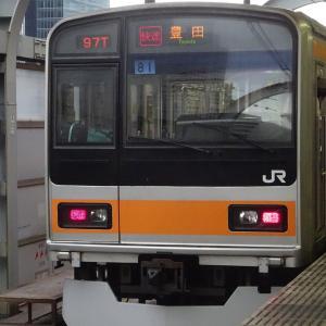 209系1000番台中央線