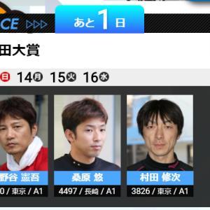 フナゾウの第34回半田大賞優勝予想! ボートレース常滑