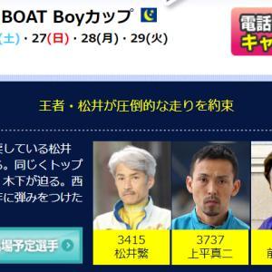 ナミの一般 2020Final BOAT Boyカップ優勝候補予想!|ボートレース丸亀
