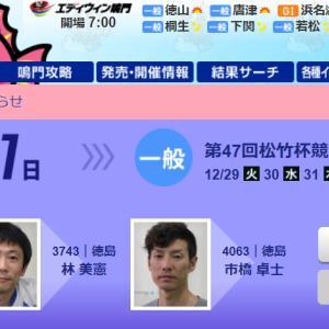 ナミの一般 第47回松竹杯競走優勝候補予想!|ボートレース鳴門