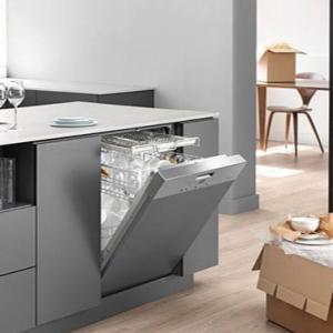 DIYで、キッチンにミーレの食洗機をつけたい