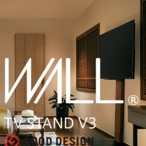 【壁掛けテレビスタンド】WALL INTERIOR TV STAND V3 【購入レビュー】