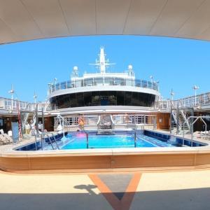 【Queen Elizabeth】船内散策&オリジナルグッズ【クイーン・エリザベス 2019乗船ブログ㊱】