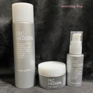 【SBC MEDISPA】ニキビ肌が改善!幹細胞コスメ【オンラインショッピング】