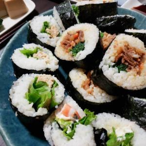 超おすすめ!おうち時間で簡単激うま手巻き寿司
