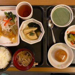 聖路加病院産科病棟-入院中のお食事-