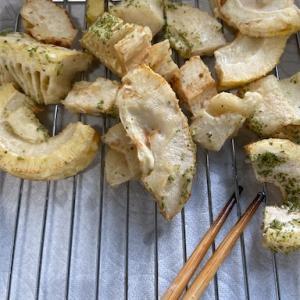 【春はデトックス】アクのある野菜は天ぷらにすると子どもも食べる