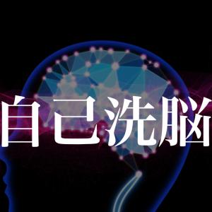 自分を洗脳して目標達成する方法(part.2)【言葉を使った自己変革テクニック】