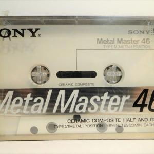 メタルテープに何を録音したのか その1