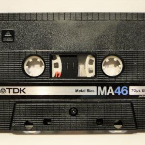 メタルテープに何を録音したのか その2