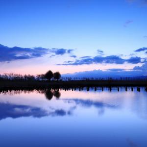福島潟の四季を綴る