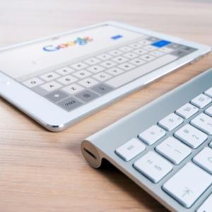 ブログ執筆はiPadとbluetoothキーボードで完結[カフェでも手軽に作業できます]