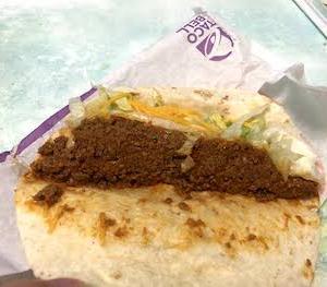 アメリカジャンクフード食べ歩き(Taco Bell編)
