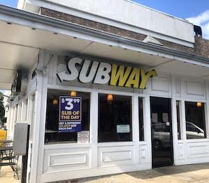 アメリカSubwayの店内メニューは機能しているのだろうか?