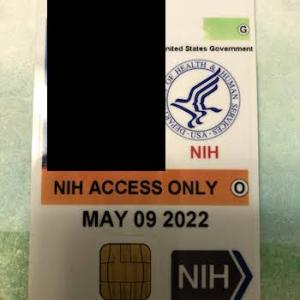 NIHから締め出される