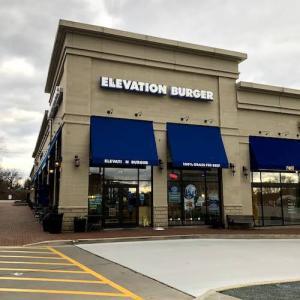 アメリカジャンクフード食べ歩き(Elevation Burger)