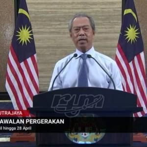 第3段階の活動制限令がマレーシア政府より発表されました。