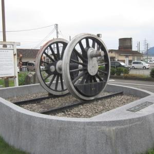 多度津町立資料館で見た四国の鉄道発祥の地