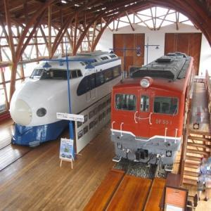愛媛県西条市の「鉄道歴史パークin SAIJO」は鉄道の魅力満載