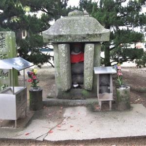 田村神社の隣にある83番札所「一宮寺」