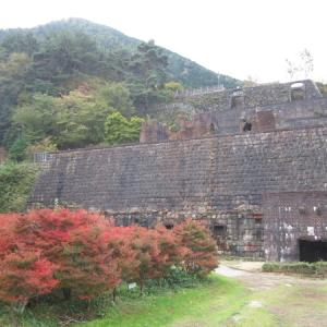別子銅山の東平(とうなる)は東洋のマチュピチュと言われる近代化産業遺産