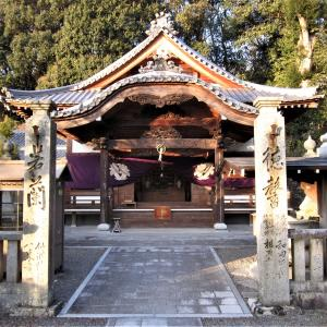 繁多寺は静かで落ち着いた50番札所