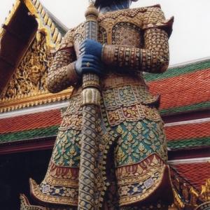 15年前に行った姉のタイ旅行