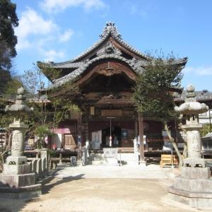 天智天皇ゆかりの58番札所仙遊寺