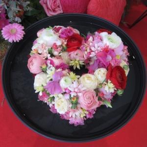 香川県はお花でバレンタイン