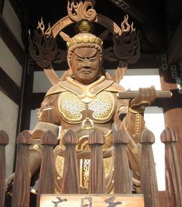 55番札所の南光坊と別宮大山祇神社は一体