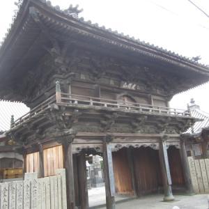 阿波人形浄瑠璃の人形師「天狗久」と16番札所観音寺
