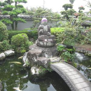 清らかな水と共に48番札所「西林寺」