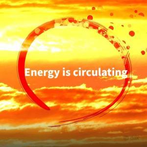 Energy ls circulating