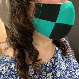 マスクで心も潤います