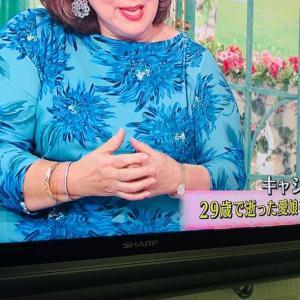 『徹子の部屋』でキャシー中島さんがヘバーデン結節を語った結果
