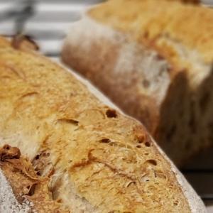 【レシピ】ルヴァン種のパン・オ・ノア