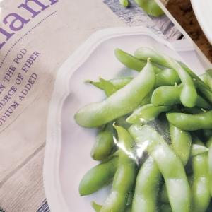 【アメリカ】枝豆(えだ豆)は英語でもEDAMAME