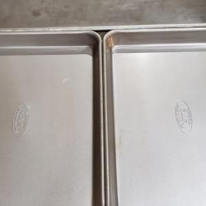 【パン】使いやすいサイズのオーブン天板(ベーキングトレイ/シートパン)