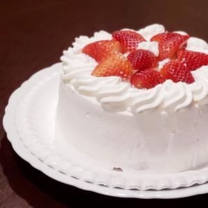 ケーキの仕上げがほんとに苦手