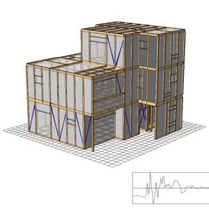 耐震等級3の力!!wallstatで地震解析してみた。(前編)