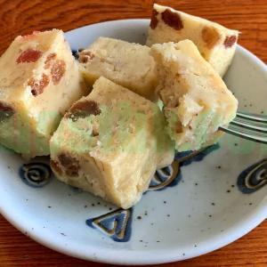 携行食や行動食におすすめの謎のしっとり蒸しパン!茹で蒸し工房蒸しパンここに極まれり?