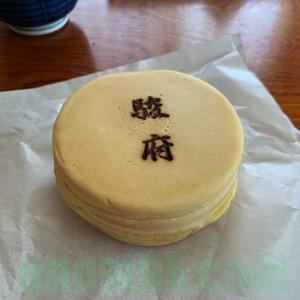 駿府城に行ったら澤木屋で、すんぷ焼き片手に小休止しよう
