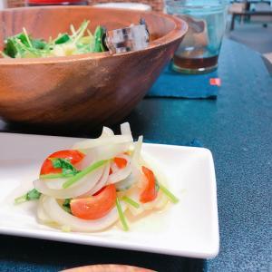 【料理】パクチーとトマトの簡単マリネの作り方。
