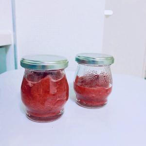 【料理】訳アリ激安だった苺をジャムにしてみました!