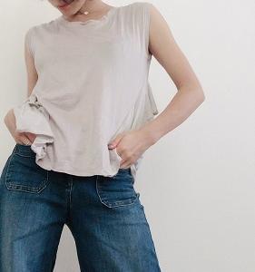 【ファッション】初の私服公開!!すでに夏仕様です~