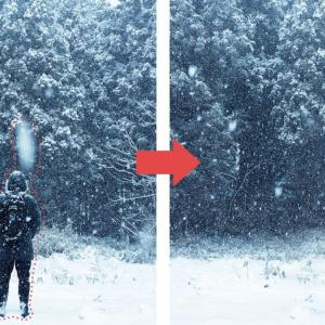 Photoshopで写真から不要なものを消す方法 4選