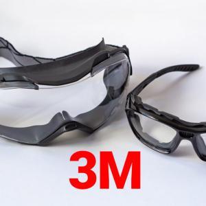 3Mの保護メガネと保護ゴグルの購入レビュー【PF404/GG6001SGAF】