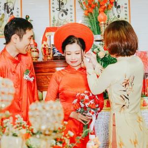 ベトナムの結婚式にかかった費用