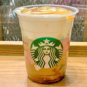 今しか飲めないスタバ♡コーヒーのおいしさを追求した「アイスムースカラメルラテ」登場☆
